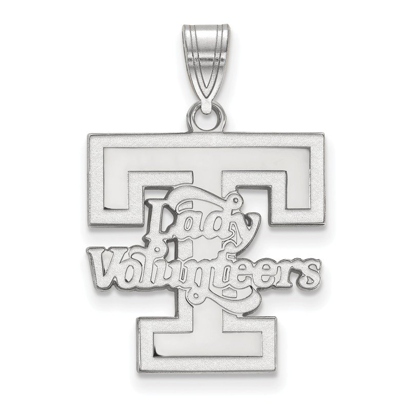 NCAA Sterling Silver University of Tennessee NCAA Pendant
