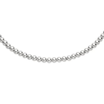 Silver 10mm Bead Chain