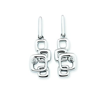 Earrings Rd V 0.02