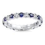Valina Valina Eternity Band (Size 6.5) in 14K White Gold (0.75ct. tw.)