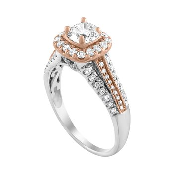Blissful Bride Engagement Ring