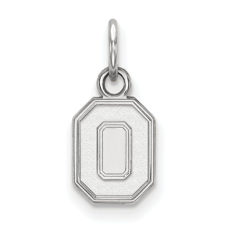NCAA Sterling Silver Ohio State University NCAA Pendant