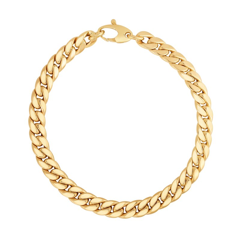 Royal Chain 14K Gold Classic Cuban Link