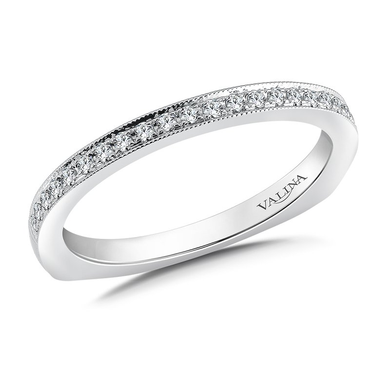 Valina Bridals Wedding Band (0.153ct. tw.)