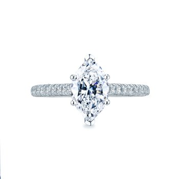 Tacori Women's Engagement Ring - HT2546MQ10X5