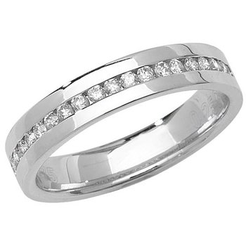 Diamond Half Eternity 4.2mm