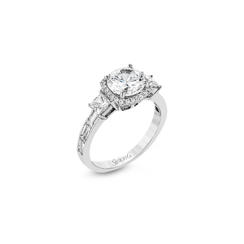 Simon G TR597 ENGAGEMENT RING