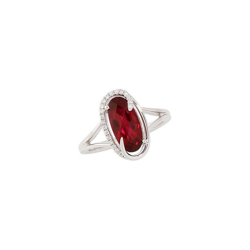 Chatham Ruby Ring-CR8266WRU
