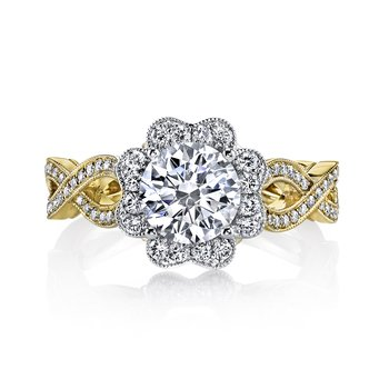 MARS Jewelry - Engagement Ring 26020TT