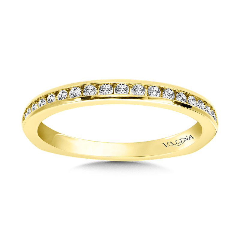 Valina Bridals Wedding Band (.18 ct. tw.)