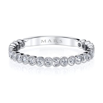 MARS Jewelry - Wedding Band 27219B