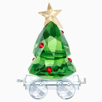 Christmas Tree Wagon