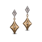Steven Kretchmer Designs ShortCushionEarrings