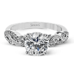 Simon G TR712 ENGAGEMENT RING