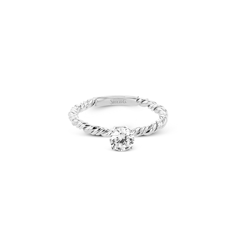 Simon G LR2749 ENGAGEMENT RING