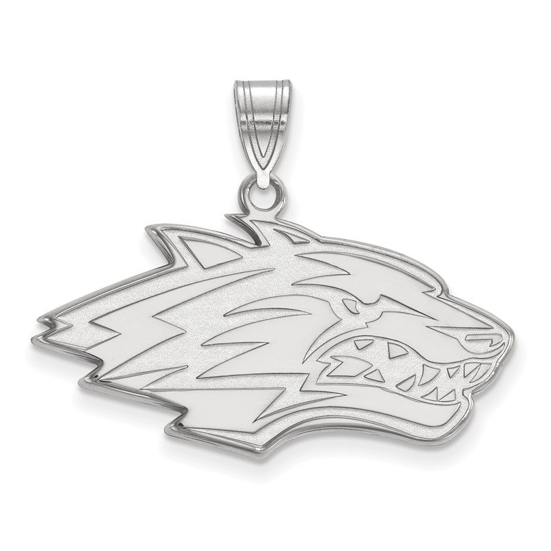 NCAA Sterling Silver University of New Mexico NCAA Pendant