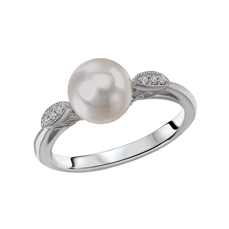 Tesoro Ladies Fashion Pearl Ring