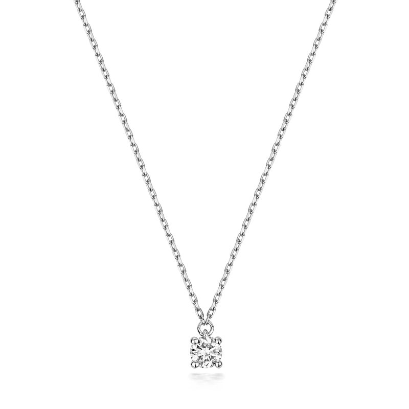 Treasure Diamond Necklace