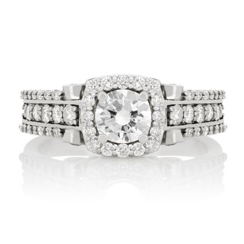 HALEE CARRIAGE RING