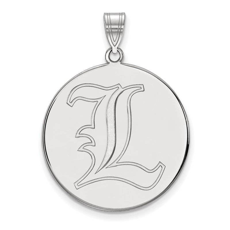 NCAA Gold University of Louisville NCAA Pendant