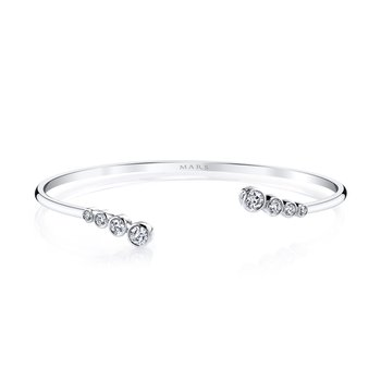 MARS 26680 Fashion Bracelet, 0.76 Ctw.