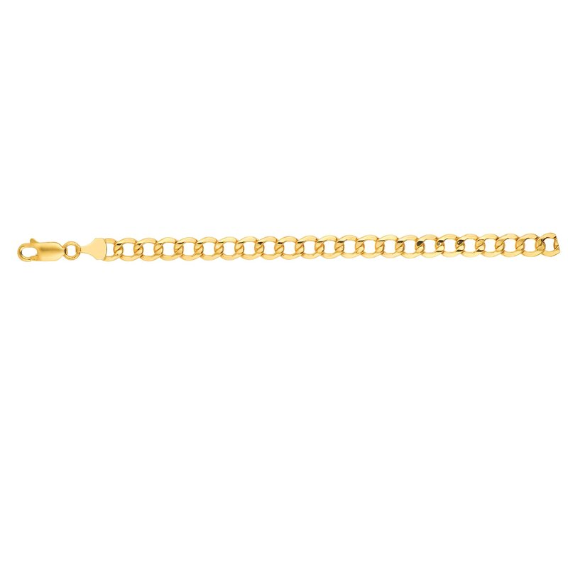 Royal Chain 14K Gold 6.2mm Lite Curb Chain