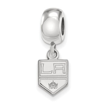 Sterling Silver Los Angeles Kings NHL Bead