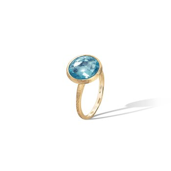 Jaipur Topaz Medium Stackable Ring