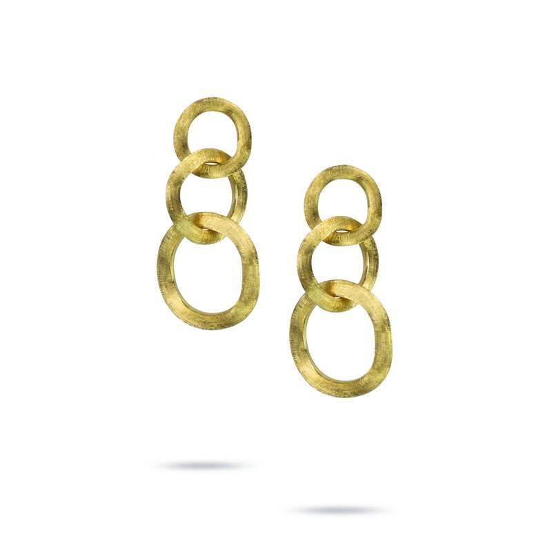Marco Bicego Jaipur Link Gold Drop Earrings
