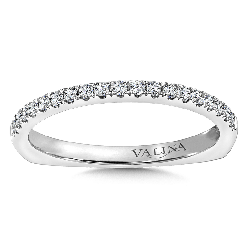 Valina Bridals Wedding Band (.17 ct. tw.)