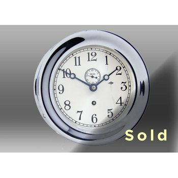 "6"" Marine Mechanical Clock, 665771"