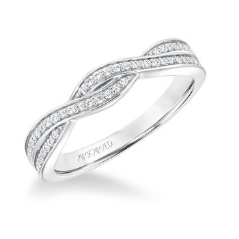 ArtCarved London Wedding Band