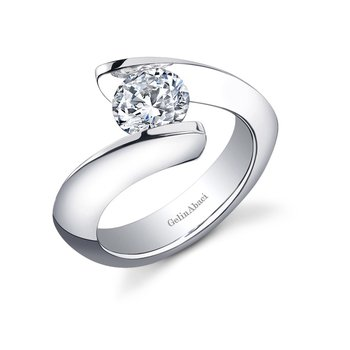 GelinAbaci Women's Engagement Ring - TR-241