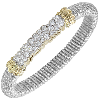 Multi-Pave´ Bar Bracelet