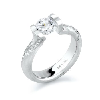 GelinAbaci Women's Engagement Ring - TR-202