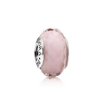 Fascinating Pink Charm, Murano Glass