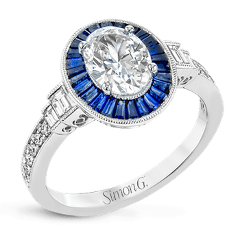 LR1188 ENGAGEMENT RING