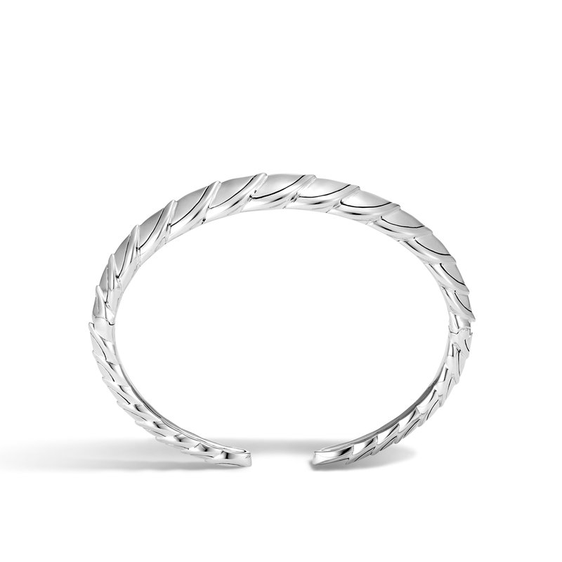 JOHN HARDY Legends Naga 11MM Flex Cuff in Silver