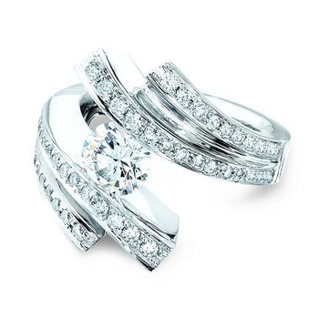 GelinAbaci Women's Engagement Ring - TR_148