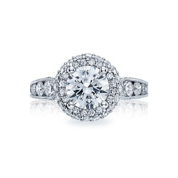 Tacori Women's Engagement Ring - HT2521RD75