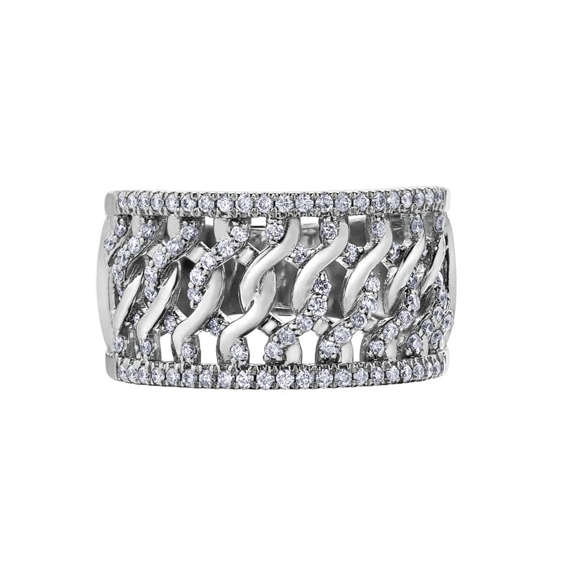 D of D Signature Diamond Ladies Ring