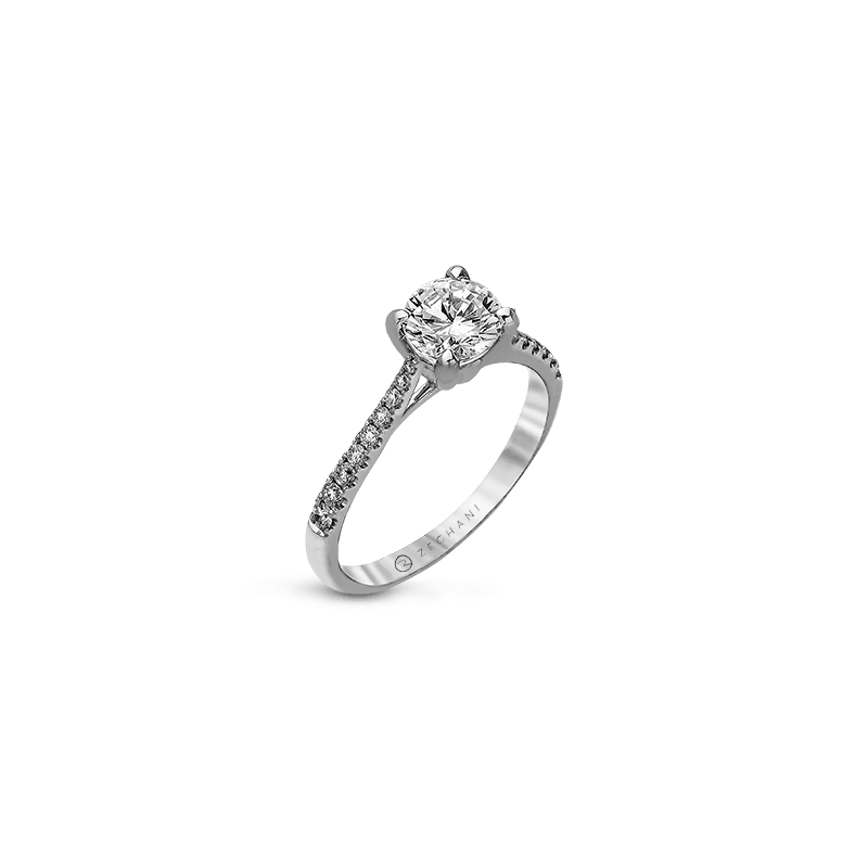 Zeghani ZR752 ENGAGEMENT RING