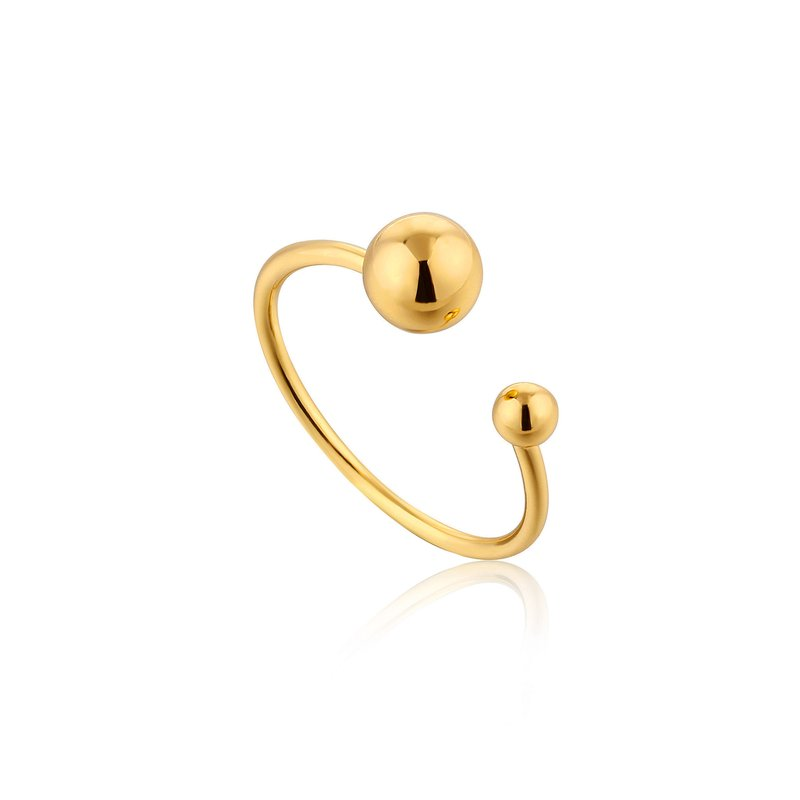 Ania Haie Orbit Adjustable Ring