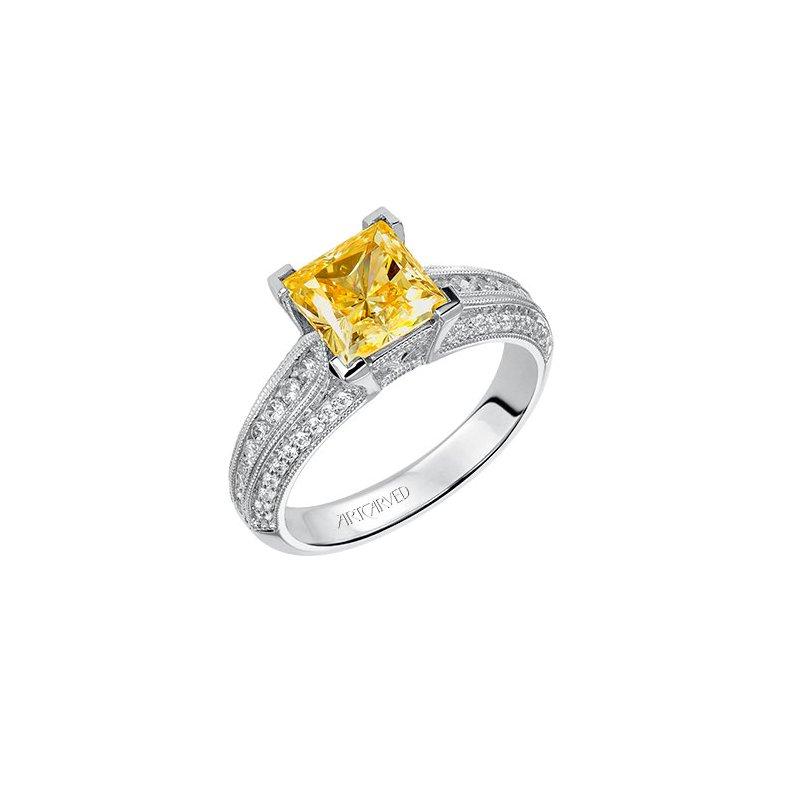 Artcarved 31 V587era E: Delores Jewelers: ArtCarved 31-V538HCW-E