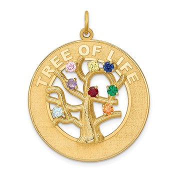 14k TREE OF LIFE Pendant