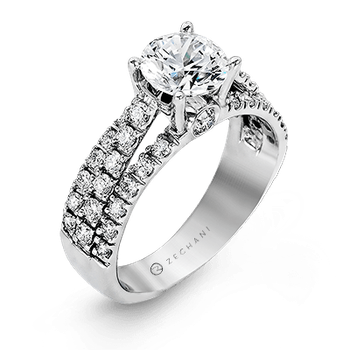 ZR120 ENGAGEMENT RING