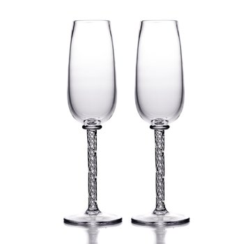 Stratton Flutes in Gift Box - Set of 2