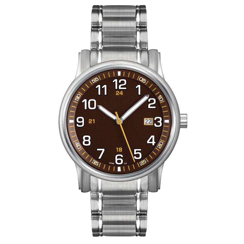 Jerrick's Timepieces a9340wb-brn