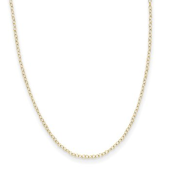 14k Madi K Cable Chain