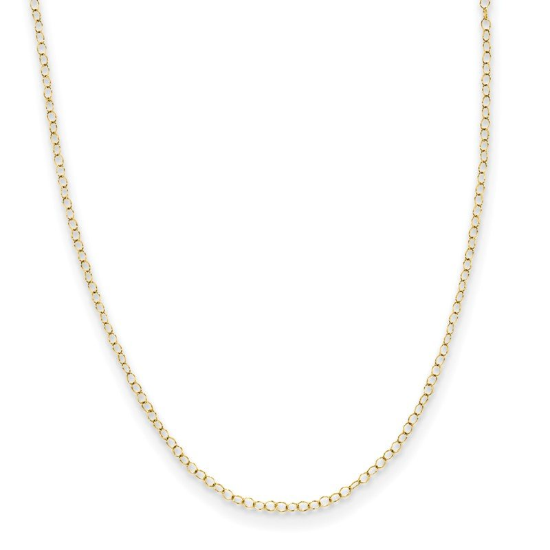 Quality Gold 14k Madi K Cable Chain